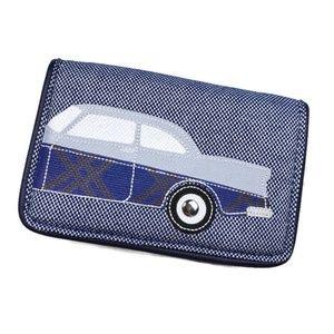 Vera Bradley Bags - Vera Bradley Navy Oxford Car Beach Wallet